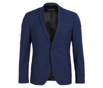 Kombi-Sakko DAVIS Slim-Fit - 34 blau