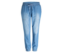 Strandhose in Jeans-Optik