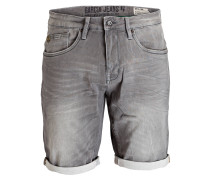 Jeans-Shorts Regular-Fit - 1692 used grey