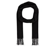 Cashmere-Schal - schwarz