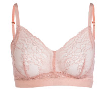 Bustier LACE COLLECTION - rosa