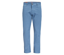 Chino BROKEN IN Slim Tapered-Fit - blau