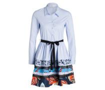 Kleid RAFINA - blau