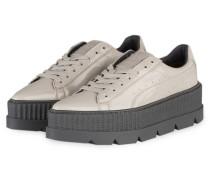 Plateau-Sneaker POINTY CREEPER - grau