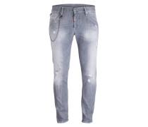 Destroyed-Jeans SKATER JEAN Slim-Fit