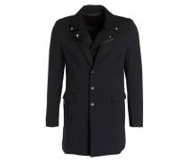 Mantel BASSAM - schwarz