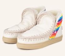 Boots ESKIMO mit Paillettenbesatz