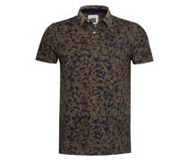 Piqué-Poloshirt Shaped Fit