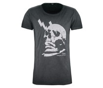 Printshirt ELECTRIFIED SKULL WREN Regular Fit