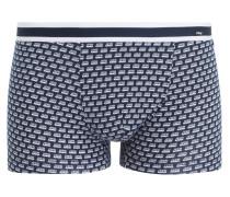 Boxershorts - blau/ weiss