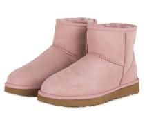 Boots CLASSIC MINI II - ROSA