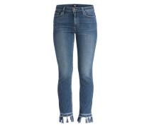 Jeans JACQUELINE - indigo tassel blue