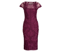 Kleid TRINI - bordeaux