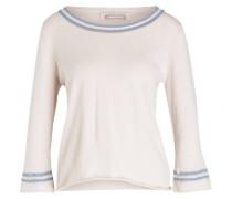 Pullover - sand/ hellblau