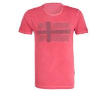 T-Shirt SALVADOR - rot