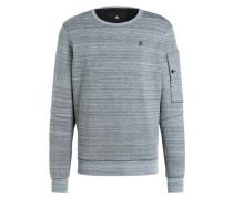 Sweatshirt STALT - grau meliert