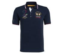 Piqué-Poloshirt JANN - navy