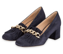 College-Pumps - navy