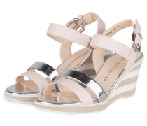 Wedges APOLONIA - rosa