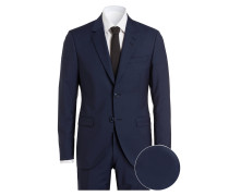 Anzug LAMONTE Slim-Fit - blau