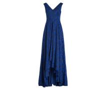 Abendkleid MOMENTUM1 - blau