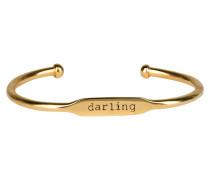 Armreif DARLING - gold
