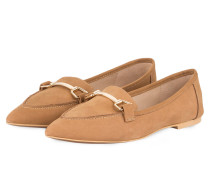 Loafer - cognac