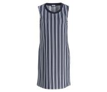 Kleid SANAA - navy/ hellblau gestreift