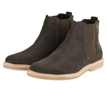 Chelsea-Boots - khaki
