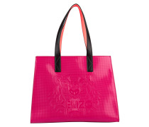 Shopper - fuchsia