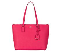 Saffiano-Shopper LUCIE - pink