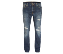 Destroyed-Jeans BRUTE KNUT Tapered-Fit