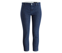 7/8-Jeans STENE - soft flat blue wash