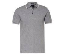 Jersey-Poloshirt PENROSE Slim Fit