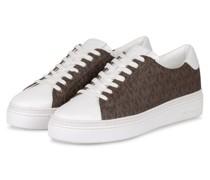 Plateau-Sneaker CHAPMAN - BRAUN/ WEISS