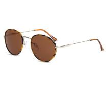 Sonnenbrille ZEPHYR - tortoise/ brown mono