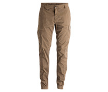 Cargohose Regular-Fit - khaki