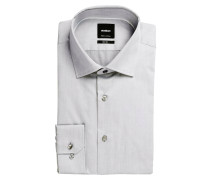 Hemd SANTOS Slim-Fit - grau
