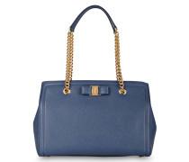 Handtasche VARA - blau