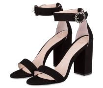 Sandaletten FARIA - schwarz