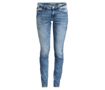 Jeans SERENA - hellblau