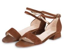 Sandaletten PAMILA - BRAUN