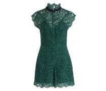 Spitzen-Jumpsuit - grün