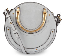 Schultertasche SMALL PIXIE - airy grey