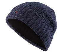 Mütze - blau