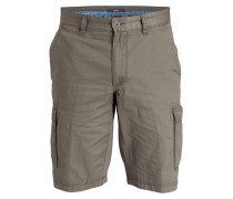 Cargo-Bermudas BRAZIL Regular-Fit - gelb