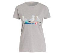 T-Shirt PEMBREY - grau meliert