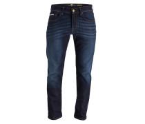 Jeans SLIMMY Slim-Fit - dunkelblau