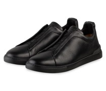 Slip-on-Sneaker TRIPLE STITCH - SCHWARZ