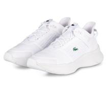 Plateau-Sneaker COURT-DRIVE - WEISS